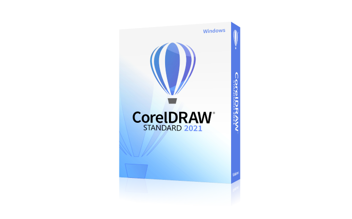 CorelDRAW Standard 2021 Education License (1-49)